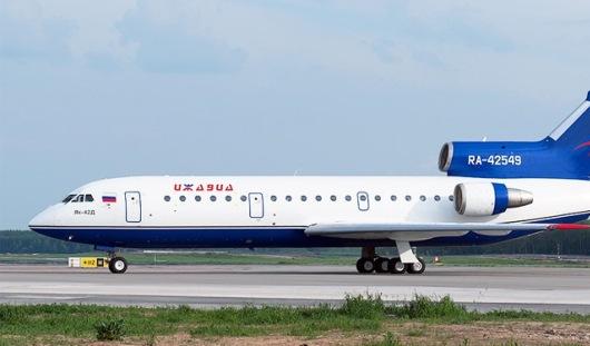 Из Ижевска отменяются авиарейсы в Екатеринбург