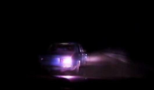 В Удмуртии полицейские устроили погоню за выпившим водителем на «шестерке»