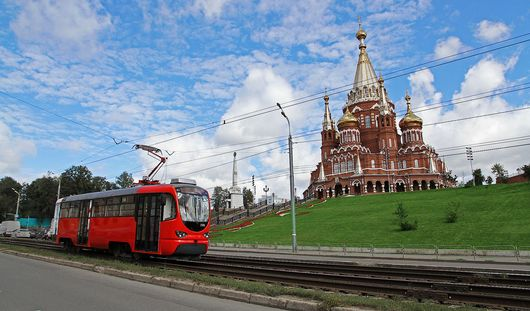 Лучшего водителя трамвая выберут в Ижевске