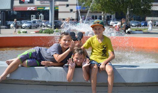 В середине недели в Ижевск придет 30-градусная жара