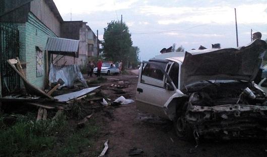 Под Ижевском в багажнике машины, попавшей в ДТП, нашли труп