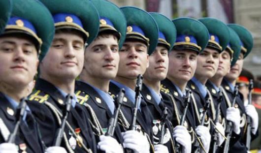 В Ижевске 27-28 мая отметят День пограничника