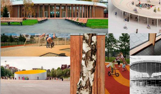 Скейт-площадка, скалодром и навесной мост: что станет с «Козьим парком»