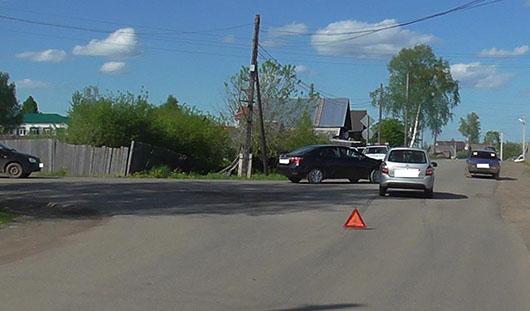 В Удмуртии «Лада Гранта» сбила 7-летнюю девочку