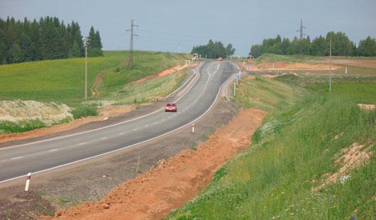 В Удмуртии начали проверять качество сельских дорог, отремонтированных за последние 4 года