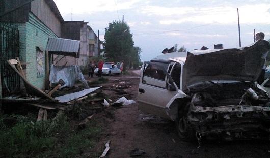 Под Ижевском в багажнике «Нексии» нашли труп: возбуждено дело по факту лишения свободы