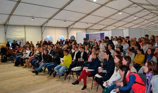 «Урбанфест-2015» в Ижевске продолжается