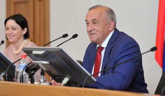 Глава Удмуртии о коррупции, авиации и перспективах команды «Ижсталь»