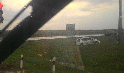 В Удмуртии после ДТП с фурой скончалась водитель «Хендая»