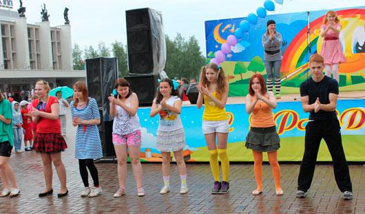 В Ижевске отметят Международный день защиты детей