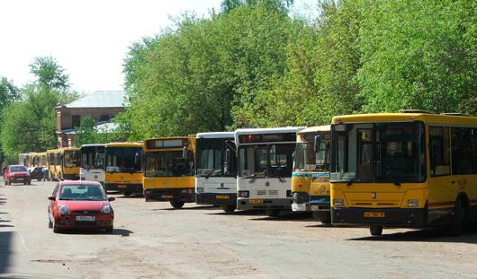 Дополнительные автобусы пустят из Ижевска до кладбищ