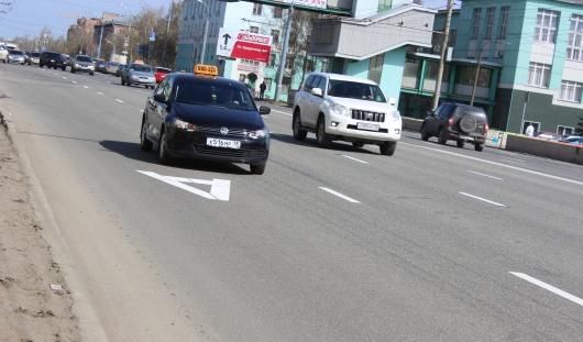 На улице Удмуртской рядом с УдГУ разрешат поворачивать налево