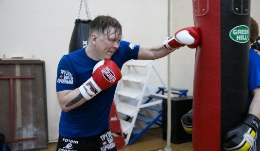 Ижевчанин бросил вызов профессиональному боксеру