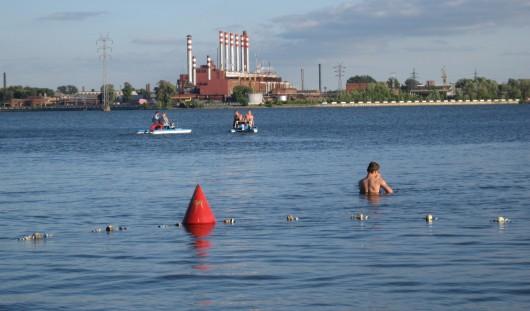 В Ижевске вандалы сорвали открытие пляжного сезона