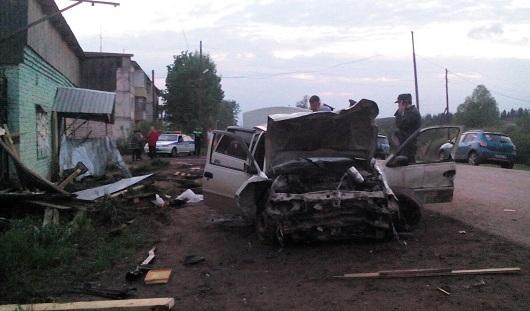 В Удмуртии мужчина, тело которого нашли в багажнике, мог скончаться во время ДТП