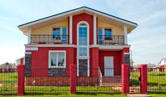 Приобрести строящийся дом в клубном поселке «Европа» теперь можно в кредит