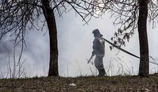 В Удмуртии продлили особый противопожарный режим до 16 июня