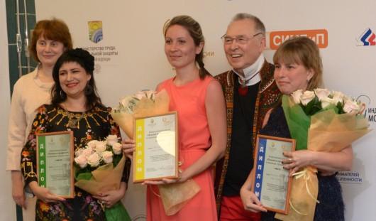 Ижевчанка заняла 3-е место на Всероссийском конкурсе швей