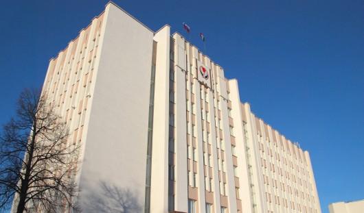 Количество сотрудников Госсовета Удмуртии сократится на 10%