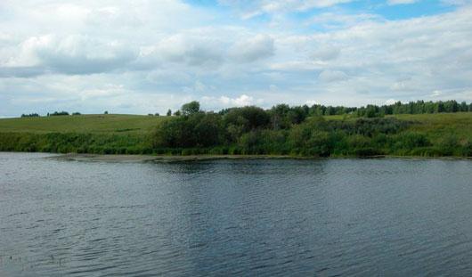В Удмуртии в пруду в Пирогово утонул мужчина