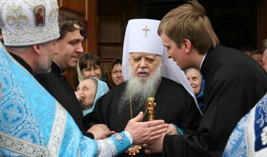 Сегодня в Ижевске пройдет прощание с бывшим митрополитом Николаем