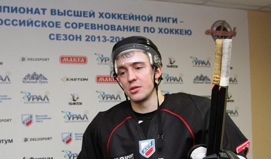 Нападающий Дмитрий Цыбин принял контрактное предложение «Ижстали»