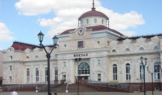 Прогулки по Ижевску: вода из языческого источника и «красный» бронепоезд