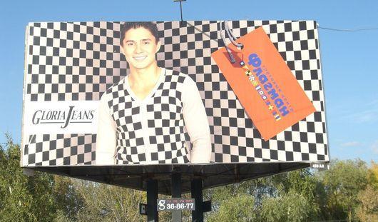 Лица Ижевска: кто мелькает на городских билбордах