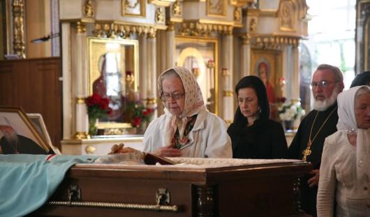 В Ижевске пройдет панихида на могиле митрополита Николая
