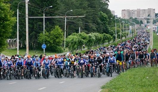 Ижевчане смогут разработать велодорожки в городе
