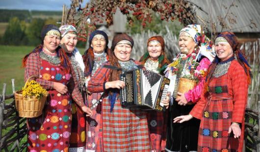 На Гербере в Москве выступят «Бурановские бабушки»