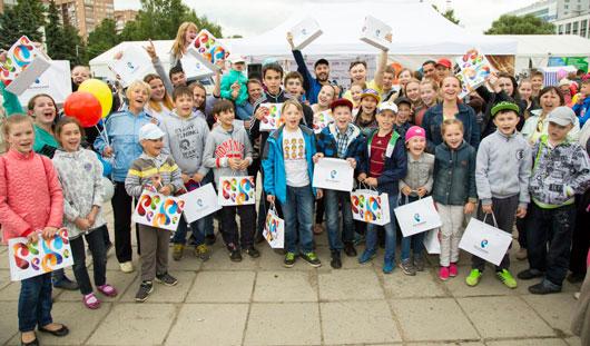 «Ростелеком» поздравил жителей Ижевска с Днем города и Днем России