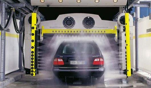Ижевск оказался на 5-м месте по количеству автоматических автомоек