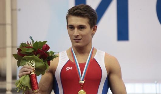 Гимнаст из Удмуртии стал чемпионом Европейских игр в командных соревнованиях