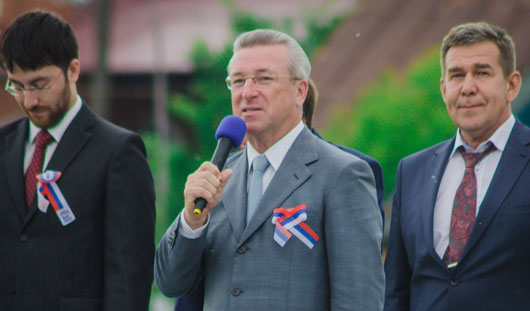 Глава Ижевска Александр Ушаков: «Стадион «Локомотив» будет восстановлен»