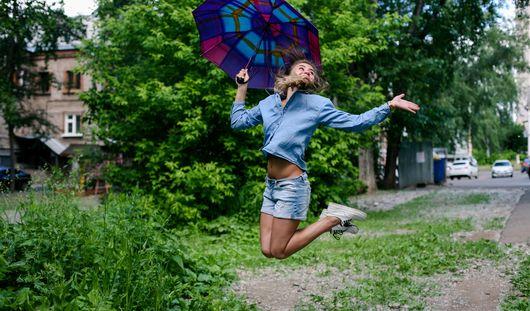 Сильный ветер и грозы ожидаются в Ижевске