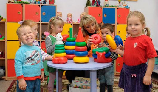 В Ижевске летом будут работать более ста дежурных детских садов