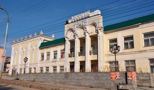 В театре им. Короленко в Ижевске разместят организации культуры и искусства