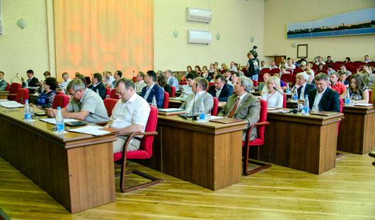 Депутаты Гордумы Ижевска утвердили дату выборов