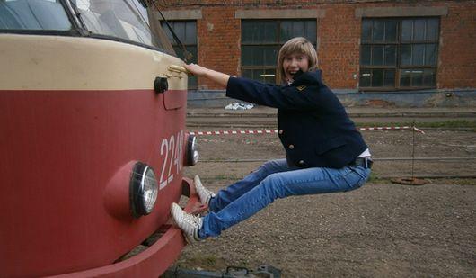 Ижевчанка стала самым культурным водителем трамвая в России