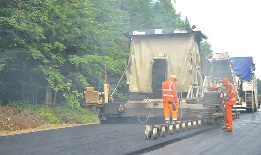 С 22 июня на ремонт закрывается трасса Ижевск-Ува
