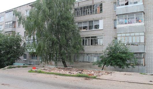 На остановке «ул. Локомотивная» в Ленинском районе Ижевска убрали киоск по просьбе жителей
