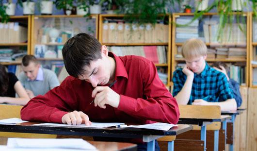 ЕГЭ в Удмуртии: Школьники знают русский язык лучше математики