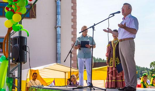В Ижевске прошел городской праздник Сабантуй