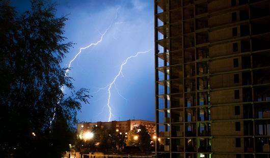 В Ижевске в ночь с 22 по 23 июня ожидается шквальный ветер
