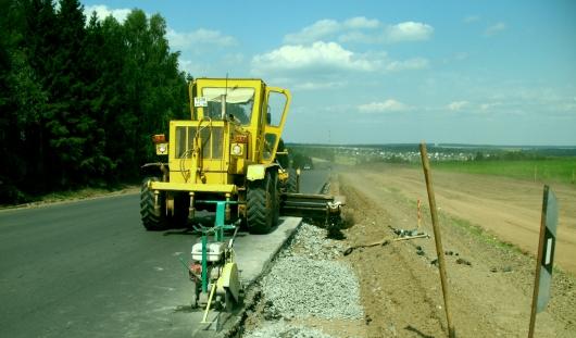 На каких дорогах Удмуртии сейчас сложно проехать из-за ремонта