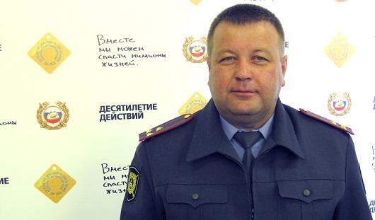 Начальник Управления ГИБДД по Удмуртии заявил о своей отставке