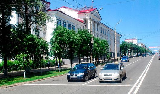 Почему в Ижевске на улице Пушкинской погибли несколько деревьев?