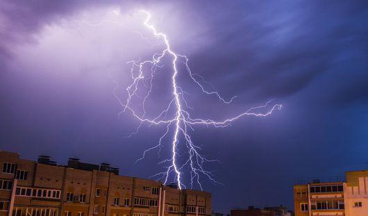 29 июня в Ижевске вновь ожидается гроза, ливень и шквалистый ветер