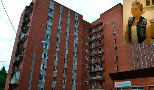 В Ижевске девушку скинули с 7 этажа: подозреваемый утверждает, что она пришла сама